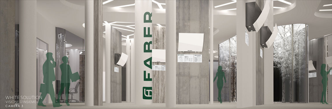 PROPOSTE NUOVO SHOWROOM FABER
